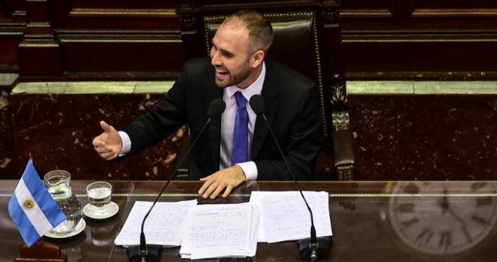 Martín Guzmán expuso en el Congreso: «Para poder pagar, la Argentina tiene que crecer»