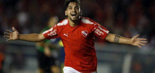 Copa Sudamericana: con la vuelta de Martín Benítez, Independiente recibe a Fortaleza: Hora, TV y formaciones
