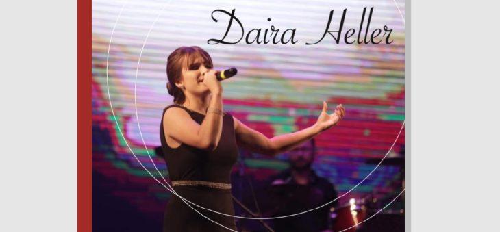 Este sábado la Peña Soñadores recibirá a Daira Heller en su nuevo proyecto como solista