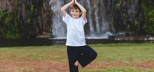 El arte del bienestar: ejercicios fáciles y beneficiosos para el desarrollo integral de los niños
