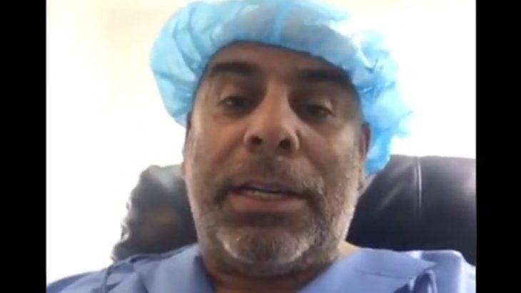 Video: «Chicho» Serna se hizo una vasectomía y se lo recomendó a todos