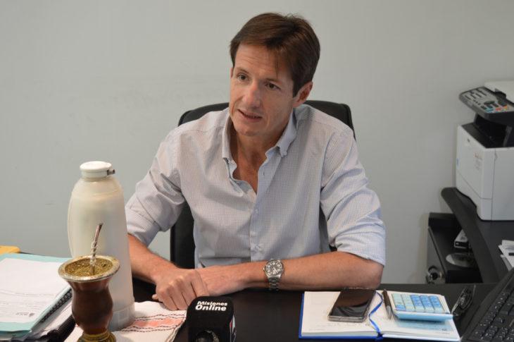 """Héctor Rojas Decut: """"El juego es un impuesto para la gente que más lo necesita y hoy puedo dar fe que es así"""""""