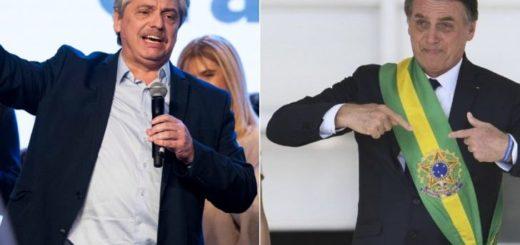Por la apertura de las sesiones ordinarias, Alberto Fernández no se reunirá con Jair Bolsonaro el 1 de marzo