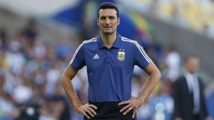Fútbol: Scaloni, «Ya no somos los mejores del mundo»
