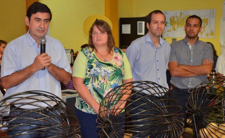 Eldorado: realizaron el sorteo de los premios para los que abonaron el total de la Tasa Retributiva a la Propiedad