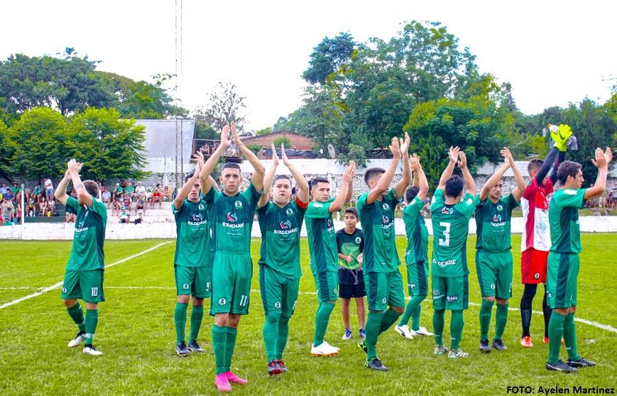 Fútbol: el sábado habrá acción del Torneo Regional Amateur