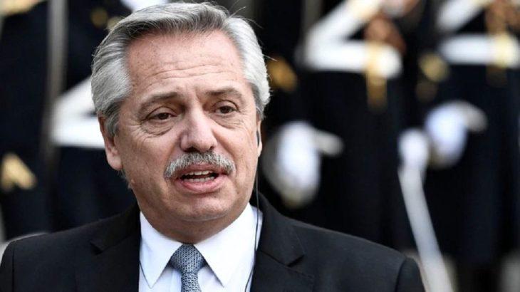 Alberto Fernández, sobre la economía argentina: «Está en una situación caótica»