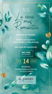 Opciones para enamorarse en la ciudad de las Cataratas