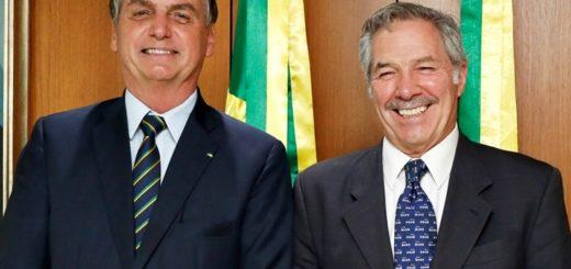 Luego de reunirse con Felipe Solá, Jair Bolsonaro evalúa apoyar a la Argentina en la renegociación con el FMI