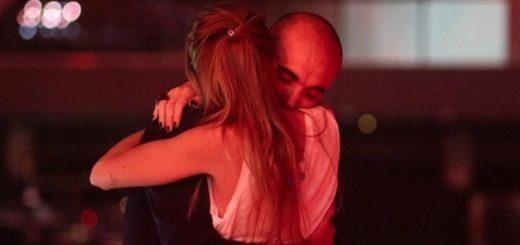 Día de los Enamorados: el romántico mensaje y las fotos inéditas que Abel Pintos le dedicó a su novia