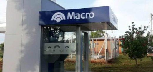 Banco Macro puso en funcionamiento un nuevo cajero automático en la localidad de Paraíso