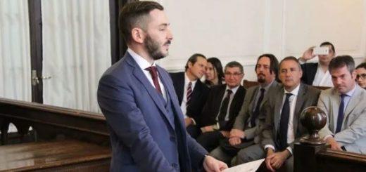 Crimen en Villa Gesell: David Lepoldo Mancinelli, el joven juez a cargo de la causa de los rugbiers
