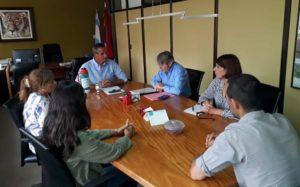 Controles digitalizados, ordenamiento forestal y jerarquización profesional, entre los temas abordados en un encuentro del COIFORM con Vialey