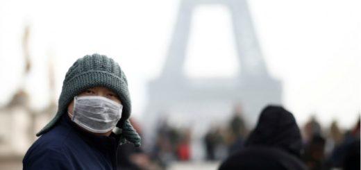 Francia: confirmaron la primera muerte por coronavirus en Europa