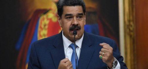 """Nicolás Maduro le pidió ayuda a Alberto Fernández para la transición: """"Ojalá pueda mediar en el proceso de diálogo y paz"""""""