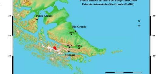 """Para un geólogo """"es probable que en un futuro haya un tsunami en Tierra del Fuego y Santa Cruz"""""""