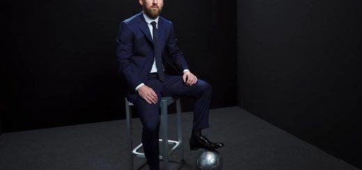 Premios Laureus: Messi, mejor deportista del año junto con Hamilton