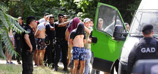 Crimen en Villa Gesell: así fue la foto que se sacaron los rugbiers tras matar a Fernando