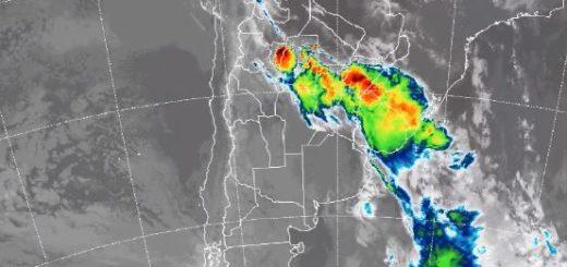 El Servicio Meteorológico Nacional emitió una alerta por tormentas intensas para Misiones