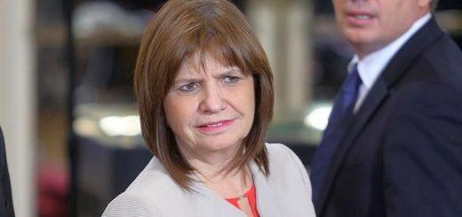 Patricia Bullrich dijo que se involucraría en la política de Independiente para competir contra Hugo Moyano