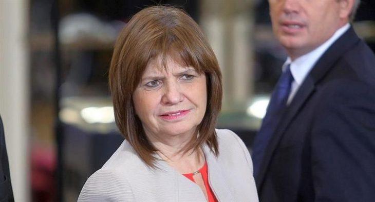Patricia Bullrich apuntó contra Moyano