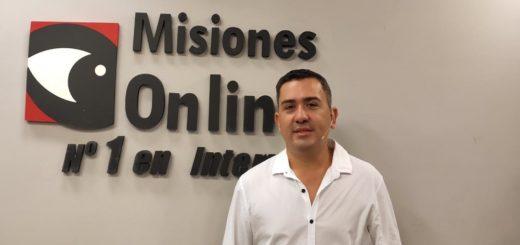 """José María Arrúa: """"Somos optimistas de que podemos mantener la conexión Iguazú-Madrid de Air Europa"""""""