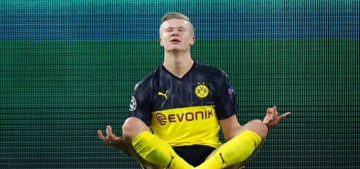 Champions League: con dos goles de Haaland, el Borussia Dortmund le ganó al PSG en Alemania