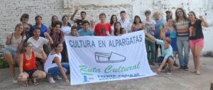 """El proyecto """"Cultura en Alpargatas"""" culminó su primera semana de actividades en busca de una red de construcción colectiva"""