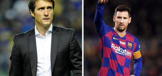 El gran sueño de Guillermo Barros Schelotto: llamó a Messi y quiere llevarlo al fútbol de los Estados Unidos