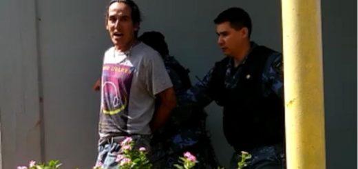 Eldorado: detuvieron a referente de la protesta contra la CEEL por presunta agresión a un policía