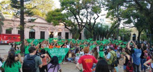 #19F: se realizan marchas en todo el país por la despenalización del aborto