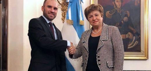 """El FMI y un fuerte respaldo a Argentina: """"La deuda es insostenible"""""""