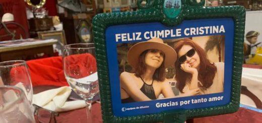 Cristina Kirchner llevó la suerte a Río Negro y Córdoba: salió el 67 a la cabeza