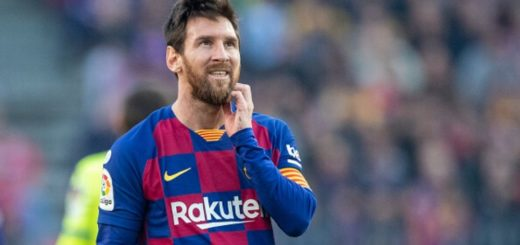 Lionel Messi tiene un nuevo compañero en el Barcelona