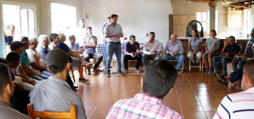 Vialidad Provincial trabajará en el mantenimiento de los caminos rurales de San Javier