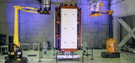 Lanzarán en marzo el satélite argentino SAOCOM 1B