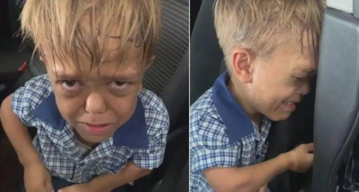 Niño con enanismo desea morirse por bullyng