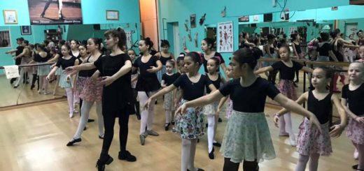 La Escuela Superior de Danzas Claudia Falcón abrió las anheladas inscripciones para el ciclo 2020