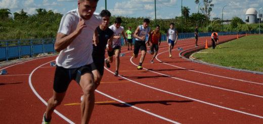 Atletismo: la próxima semana se realizará una capacitación para jueces y el primer torneo de la temporada