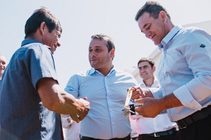 Herrera Ahuad destacó el esfuerzo para cerrar la paritaria docente y otorgar un aumento de sueldo justo «en una provincia que no tiene en su fortaleza la coparticipación federal»