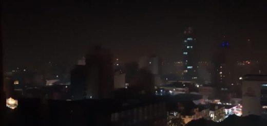 Posadas se llenó de humo, pero nadie sabe de dónde viene y los Bomberos no tienen reportado ningún incendio