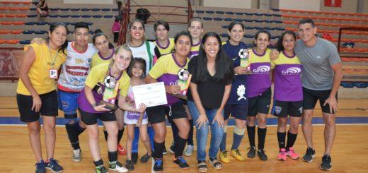 Con entrega de premios finalizó el primer Torneo de Futsal de Verano en Eldorado