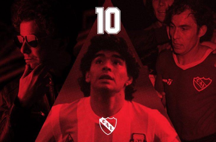 Independiente recibe a Gimnasia esta tarde y Maradona será homenajeado por Calamaro
