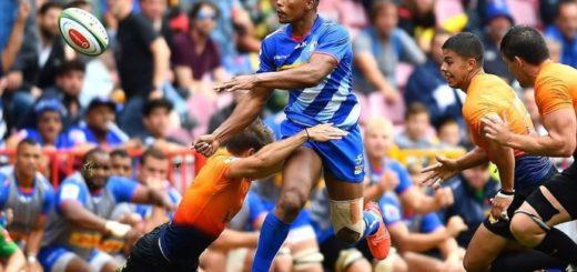 Súper Rugby: Stormers derrotó a Jaguares por 17 a 7 en Sudáfrica