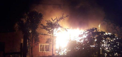 Eldorado: discutió con su hermana y le incendió la casa