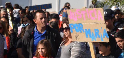 Puerto Deseado: marcharon nuevamente para reclamar justicia por la violación de la turista y el crimen de su hijo