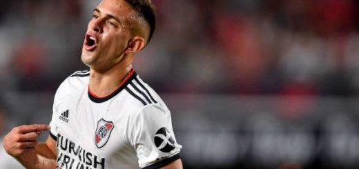 Superliga: con goles de Borré y Suárez, River le ganó a Estudiantes y sigue puntero
