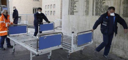 Ascienden a cinco los muertos por coronavirus en Italia