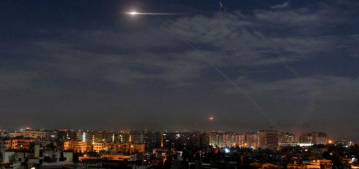Israel atacó con misiles a Damasco y se reportaron seis muertos