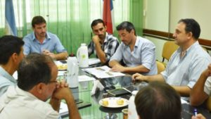 El Agro, el INTA, SENASA e INYM avanzan juntos en políticas de Sanidad y Buenas Prácticas Agrícolas